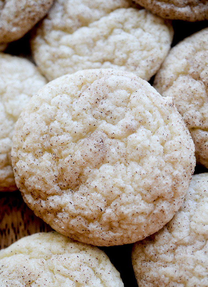 Weight Watchers Snickerdoodles Cookie