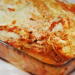 Buffalo Chicken Lasagna 003