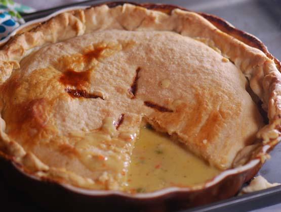 Ina Gartens Chicken Pot Pie Recipe Diaries