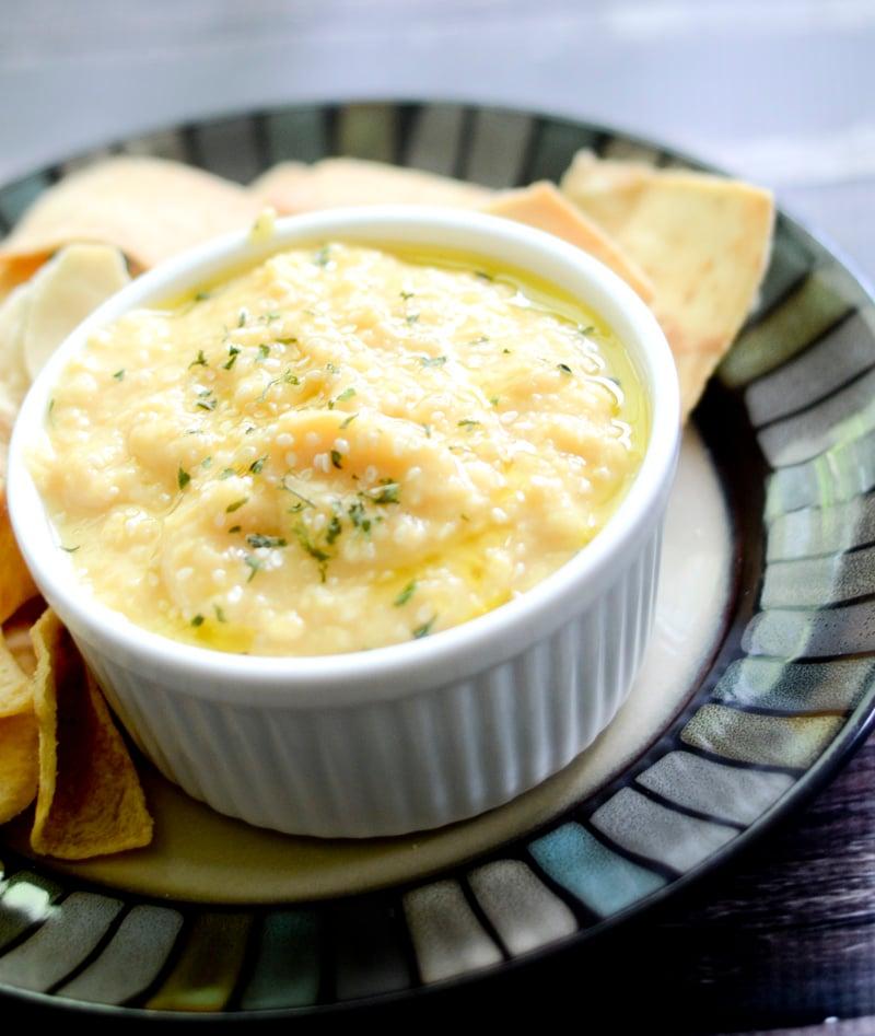 Ina Garten's Hummus