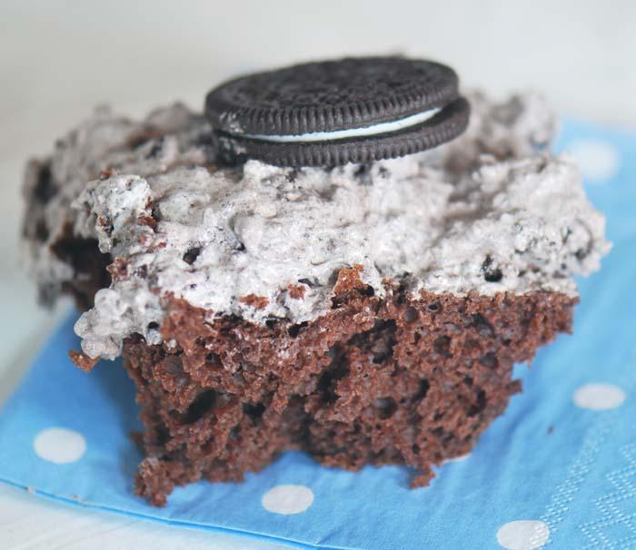 Evil Oreo Cake