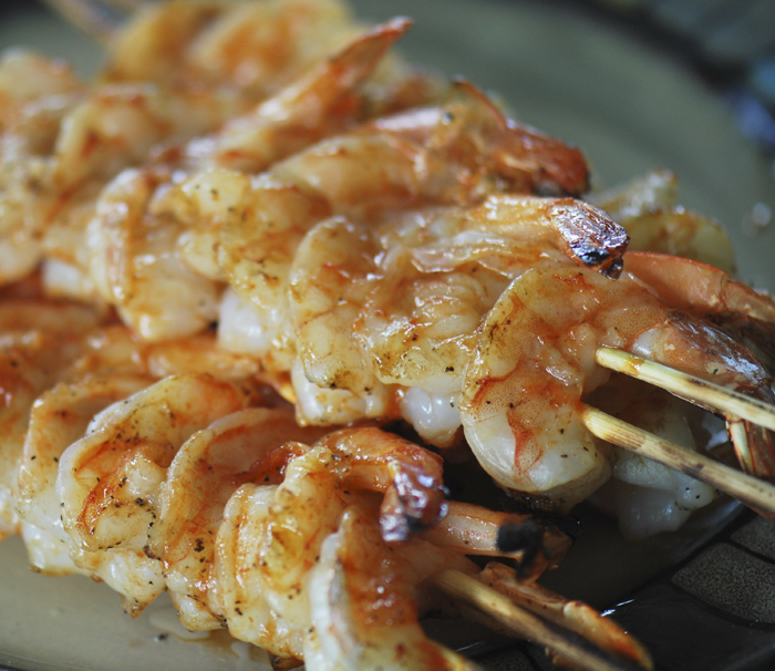 Spicy-Sweet Glazed Shrimp – Recipe Diaries