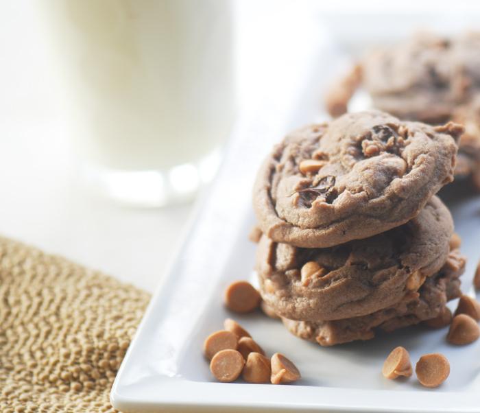 butterscotchchococookies 018