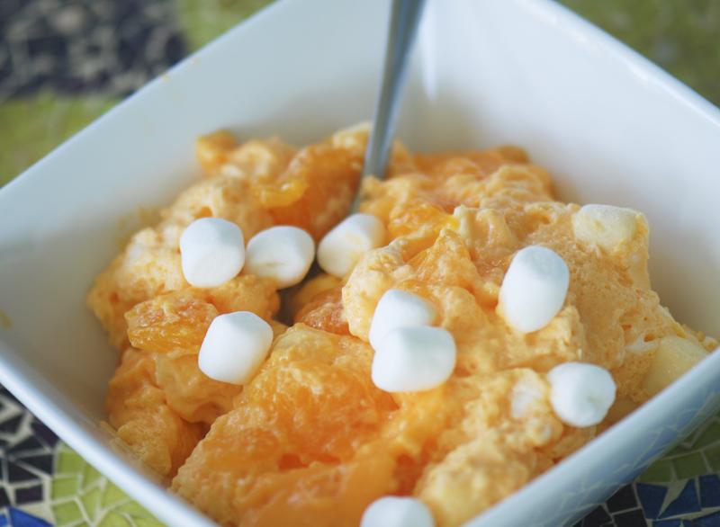 Orange Fluff Salad