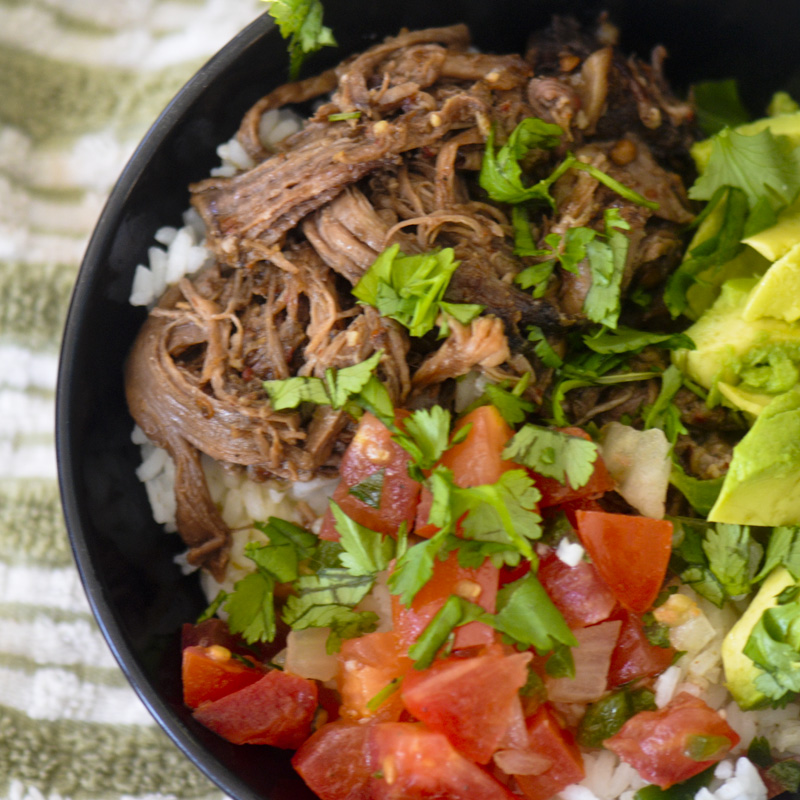Slow Cooker Barboca Beef