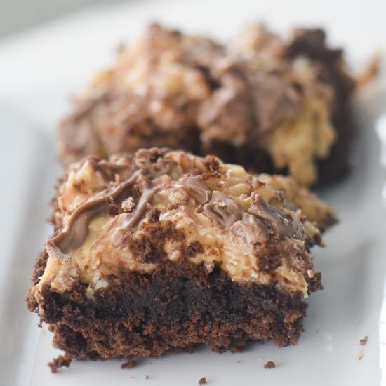Somoa Brownies