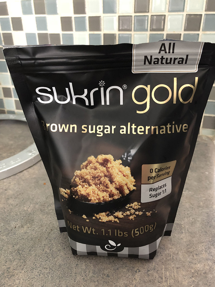 sukrin gold sugar