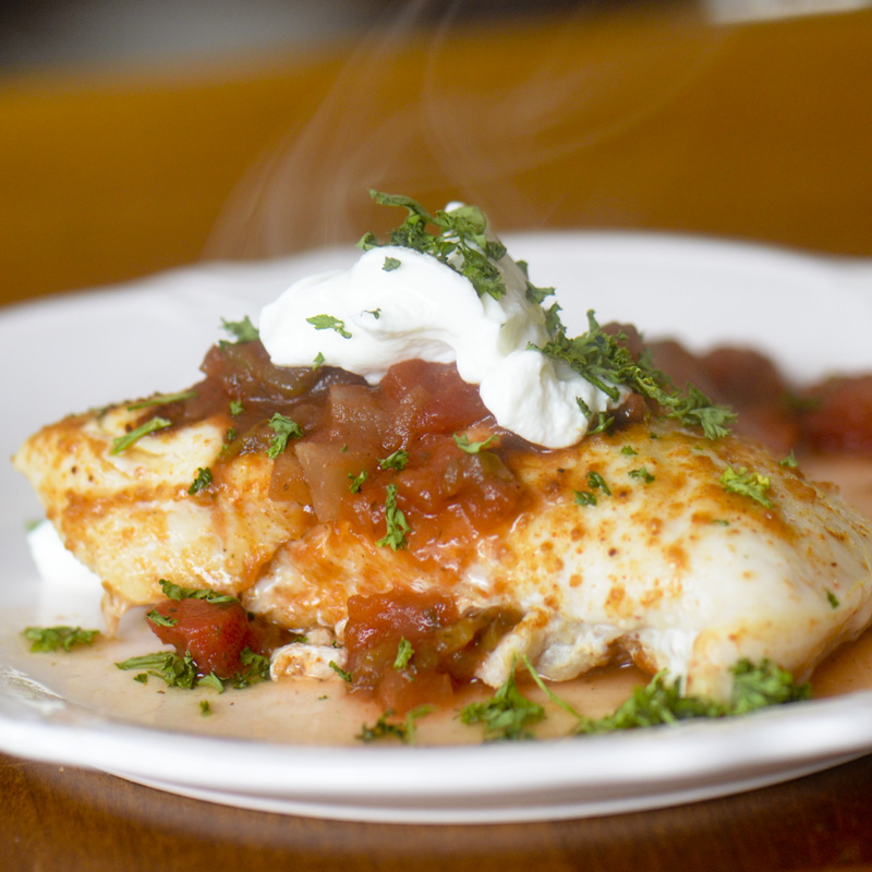 Grilled Mexican Chicken Breasts – Weight Watchers