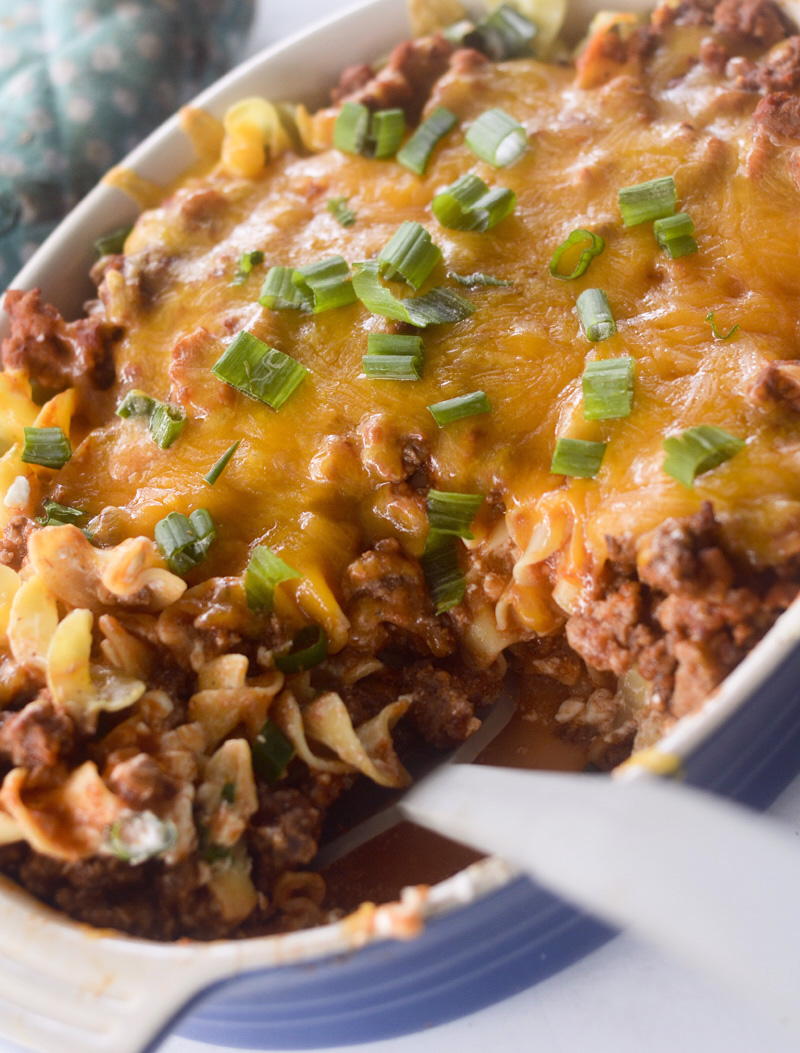 Sour Cream Noodle Bake – Recipe Diaries