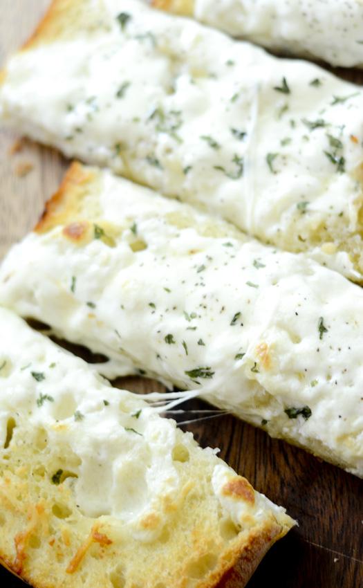 Cheesy Garlic Ciabatta Bread Recipe Diaries