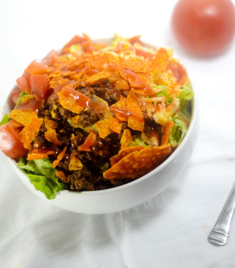 dorito taco salad 029