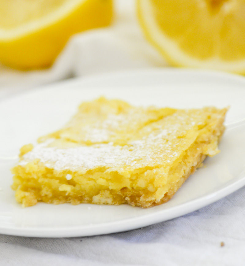 weight watchers lemon bars 013