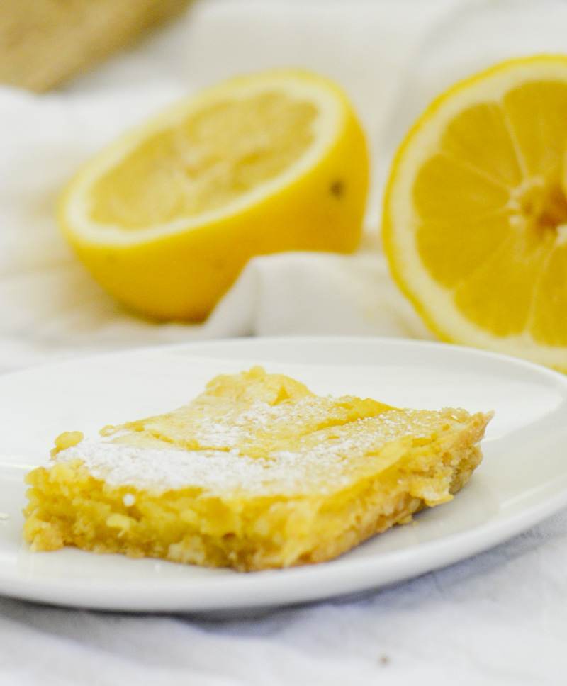 weight watchers lemon bars 015