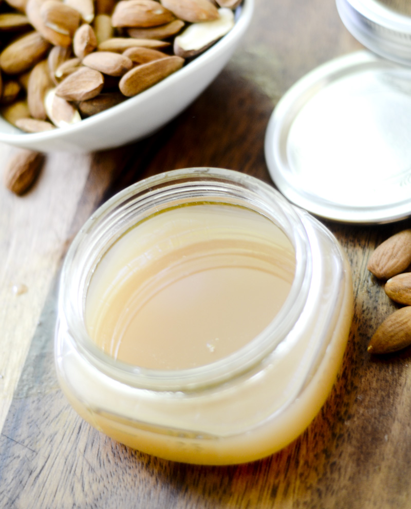 Homemade Almond Extract 002