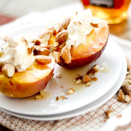 Honey Roasted Peaches 054thumb2