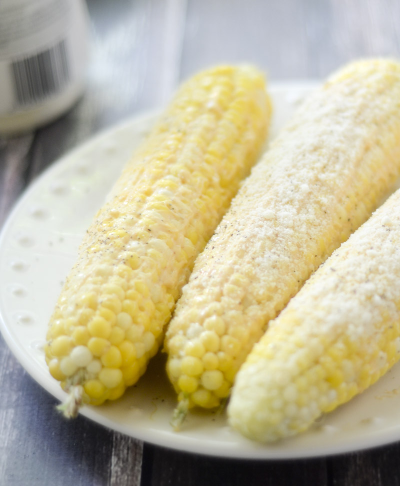 Mexican Street Corn 007