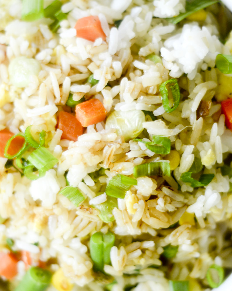 Weight Watcher's Fried Rice 025