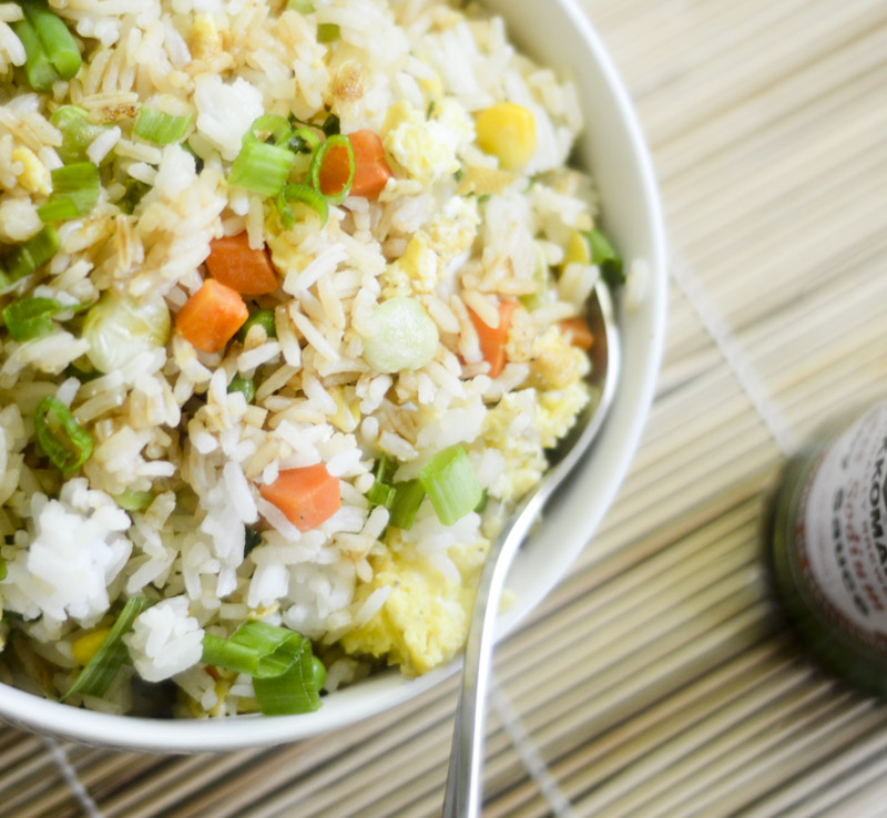 Weight Watcher's Fried Rice 026