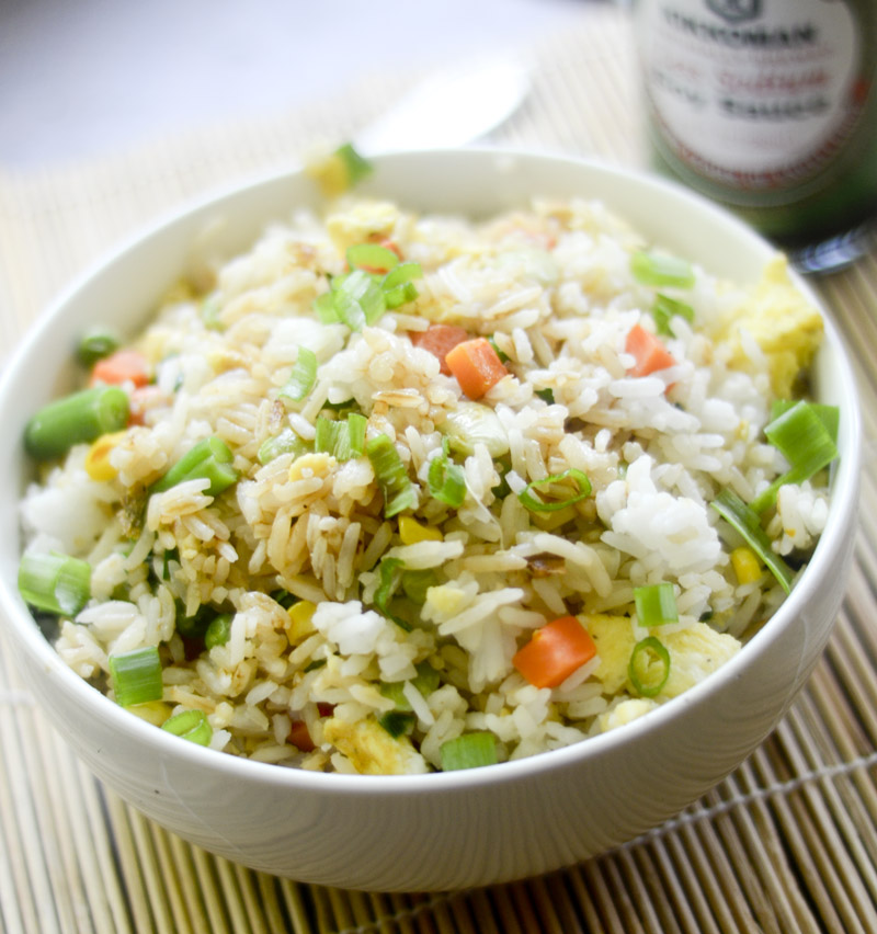 Weight Watcher's Fried Rice 030