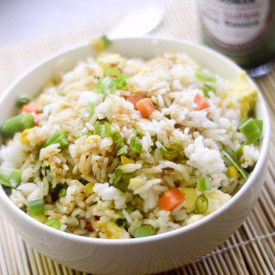 Weight Watcher's Fried Rice 030thumb