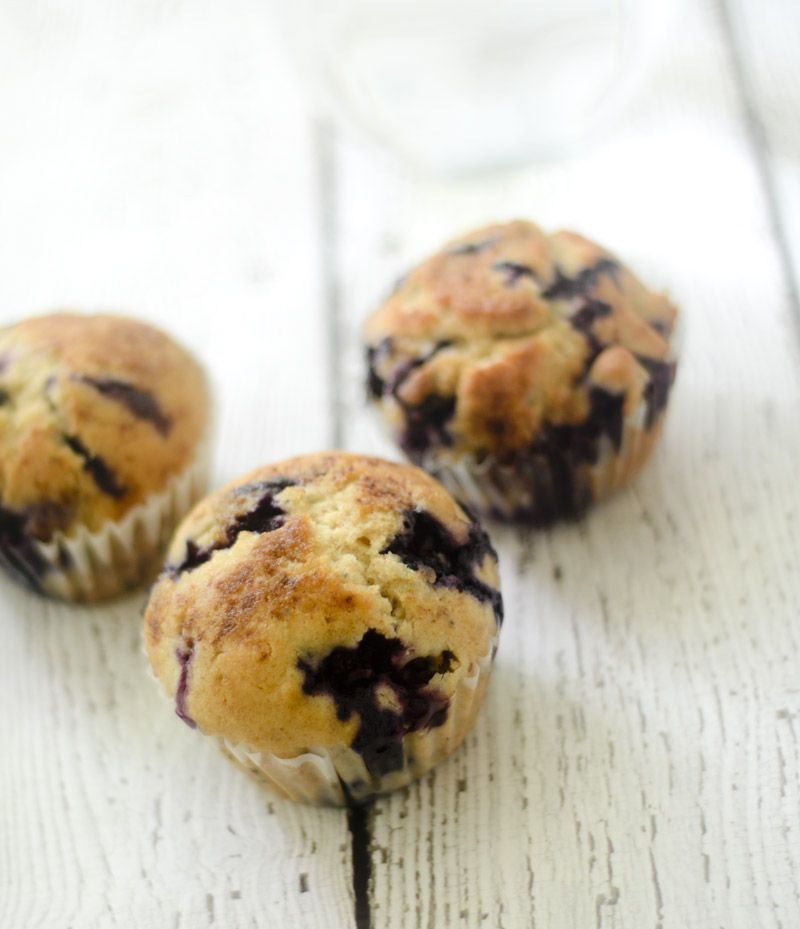 Ultimate Blueberry Muffins Recipe Diaries