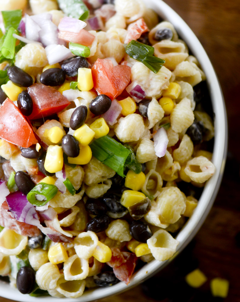 Mexican Macaroni Salad Ree Drummond
