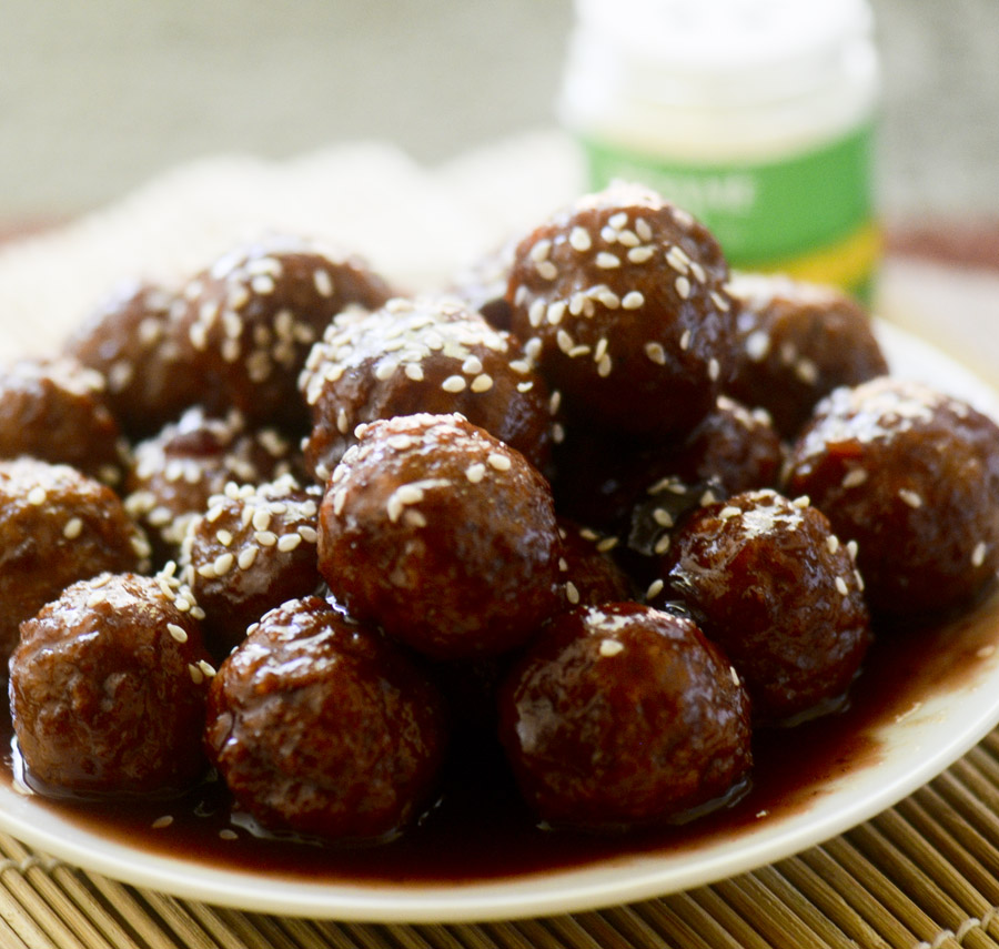 Slow Cooker Sweet and Sour Turkey Meatballs – Recipe Diaries