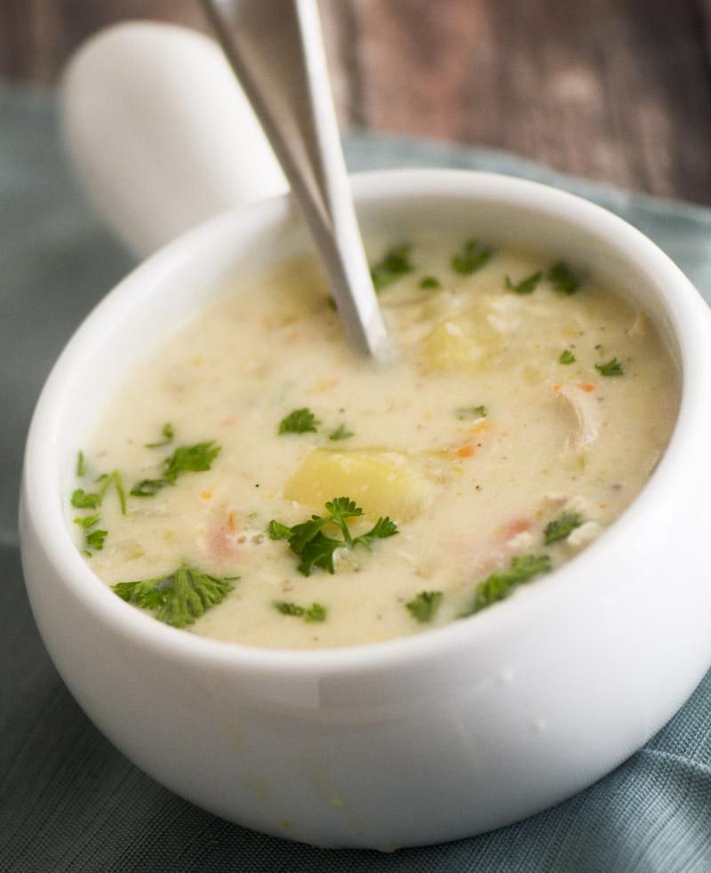 knoephla soup 010