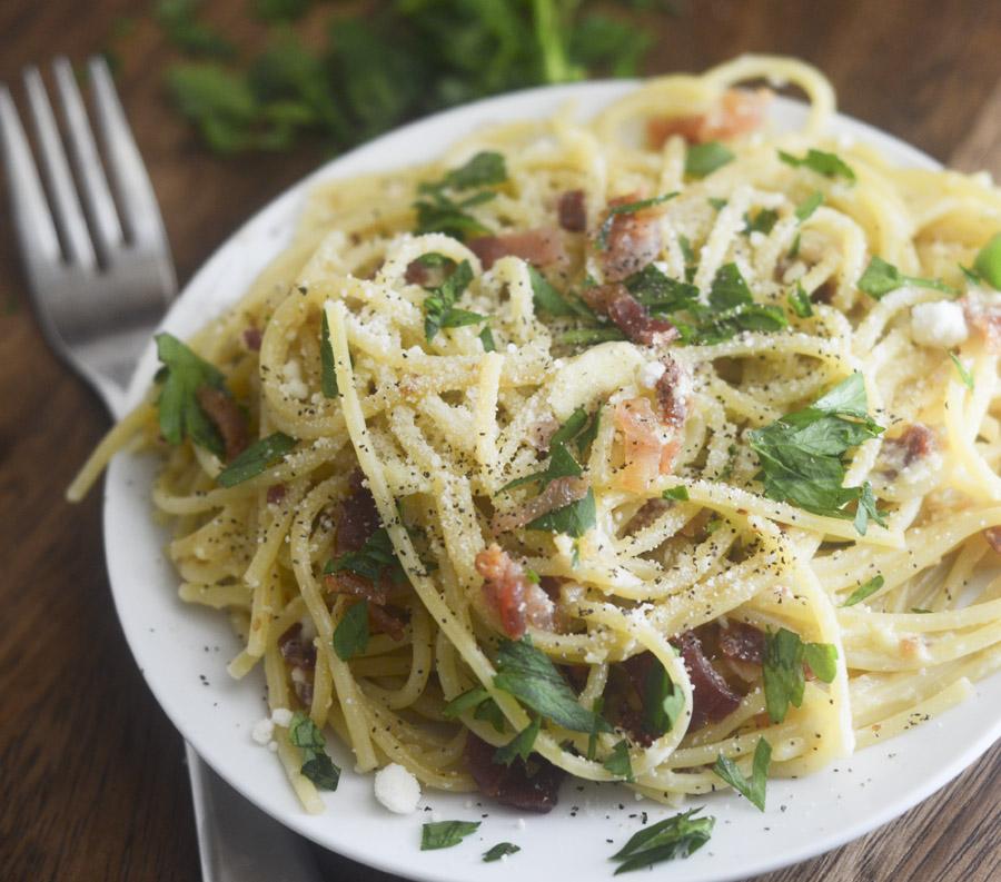 spaghetti carbonara 024