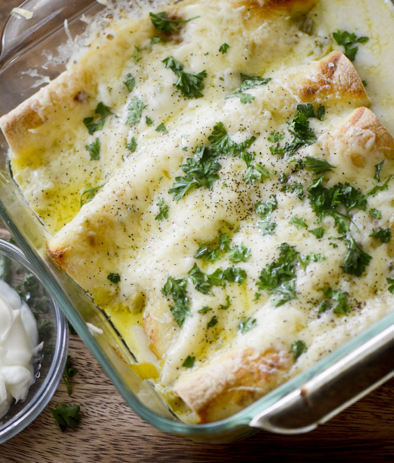 white chicken enchiladas 016
