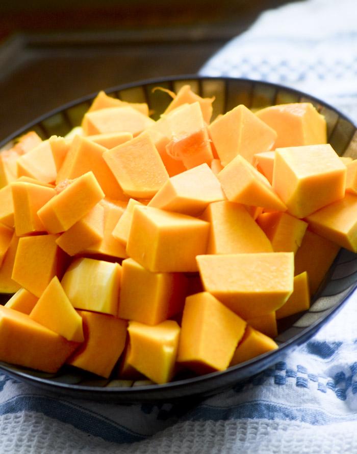 thai curried butternut squash soup 002