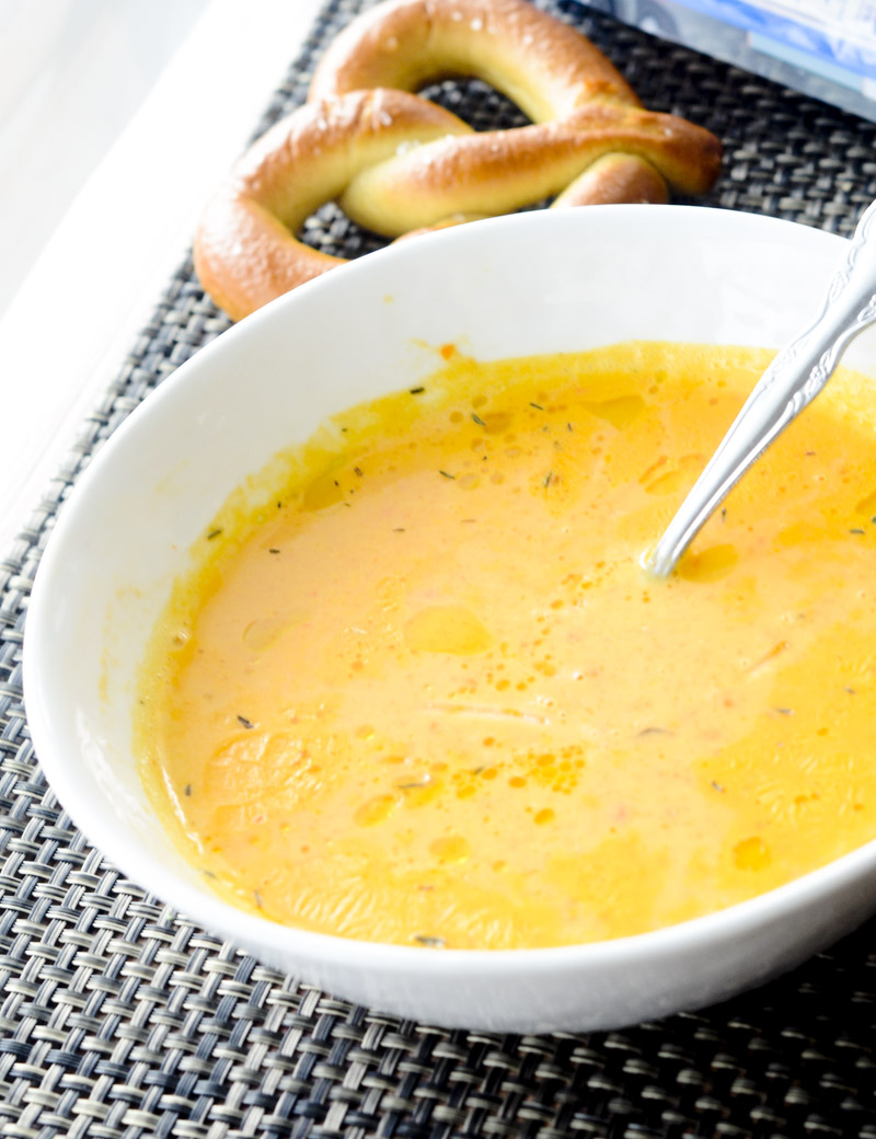 best ever beer cheese soup 067