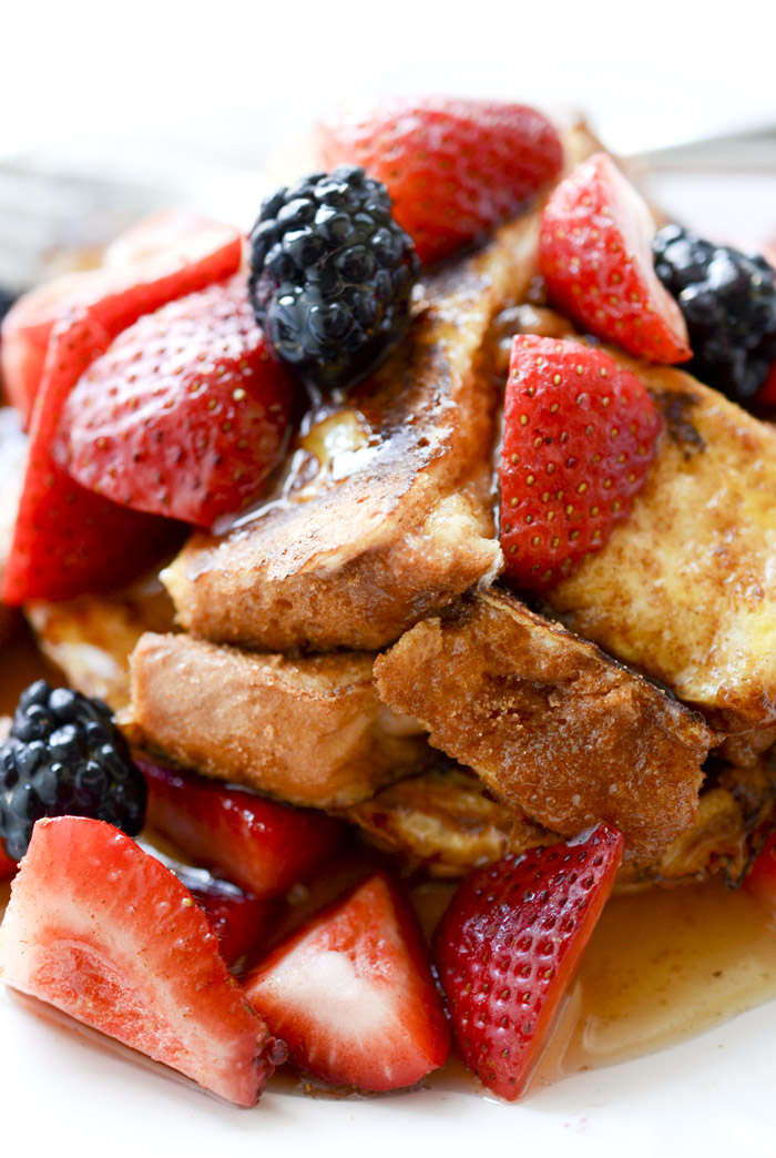 Cinnamon French Toast Sticks – Recipe Diaries