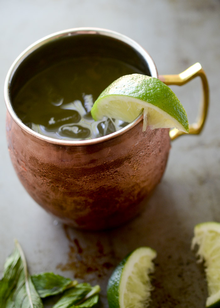 The Moscow Mule - Recipe Diaries