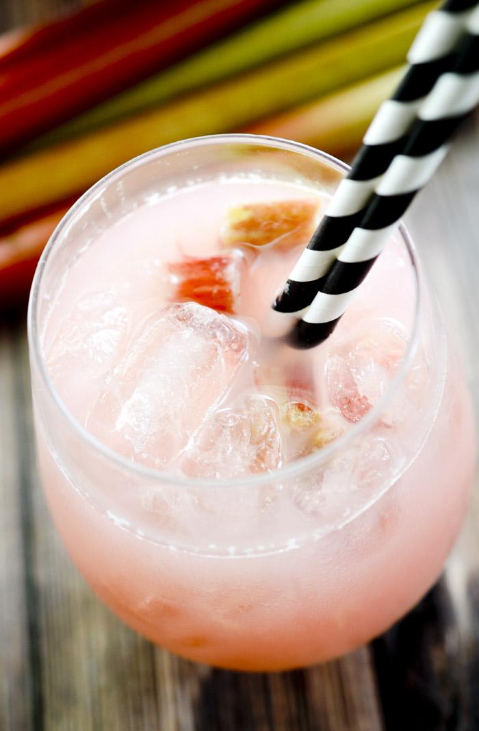 summer rhubarb lemonade 020