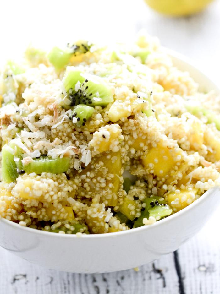 tropical quinoa fruit salad 025