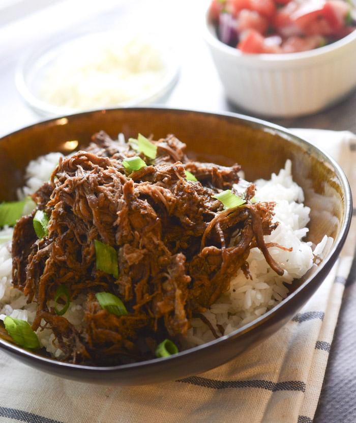 Slow Cooker Barboca Beef 023