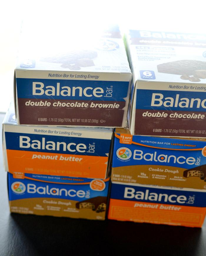 Balance Bars + $15 Gift Card To Wal-mart Giveaway! (Closed