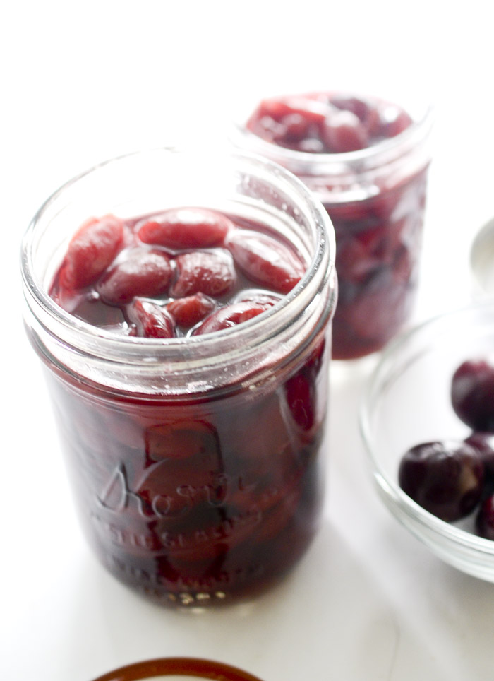 Homemade Maraschino Cherries – Recipe Diaries