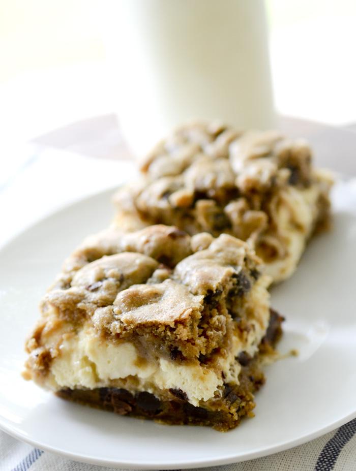 kale pesto and cheesecake bars 016