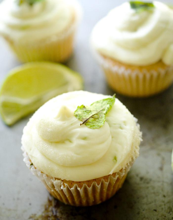 mojito cupcakes 007