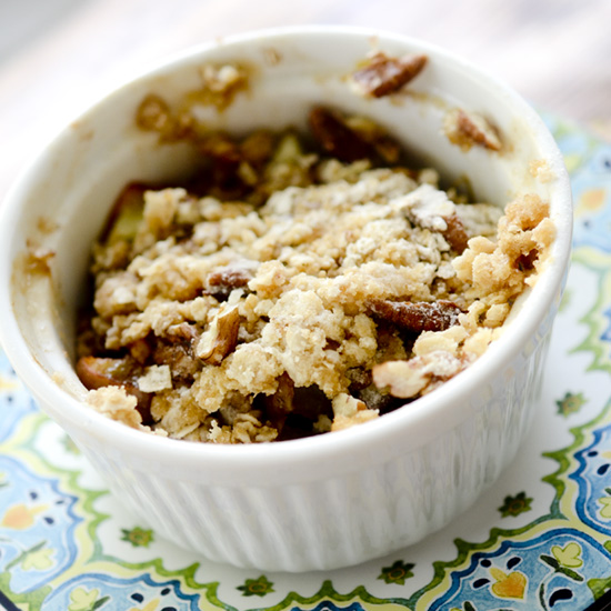 microwave apple crisp 001thumb