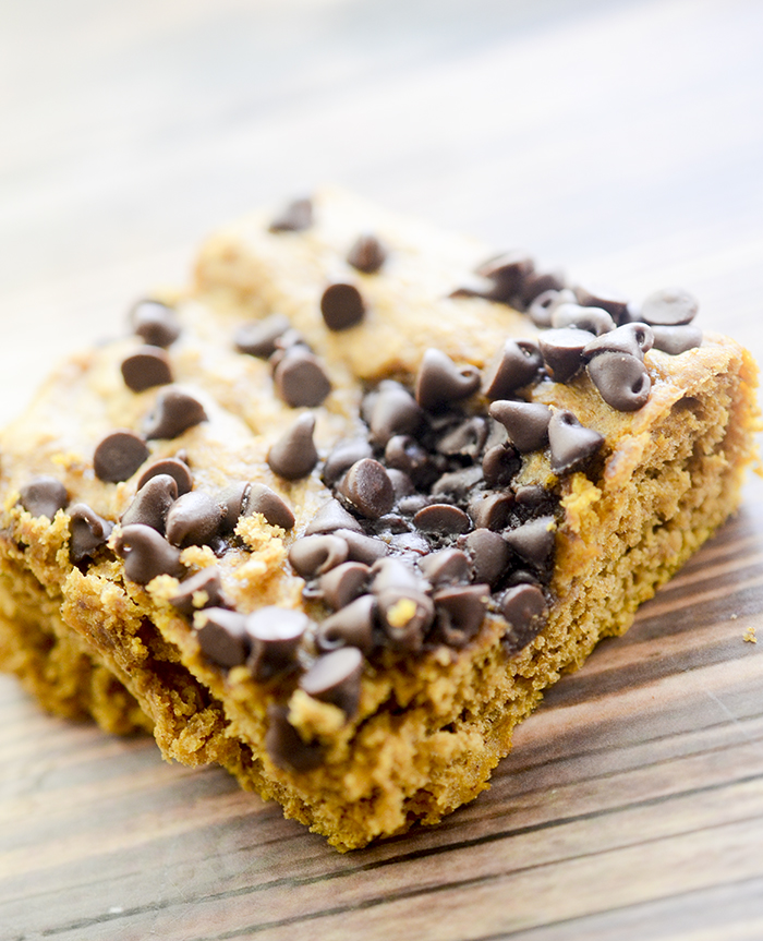 Pumpkin Chocolate Chip Bread From Cake Mix
