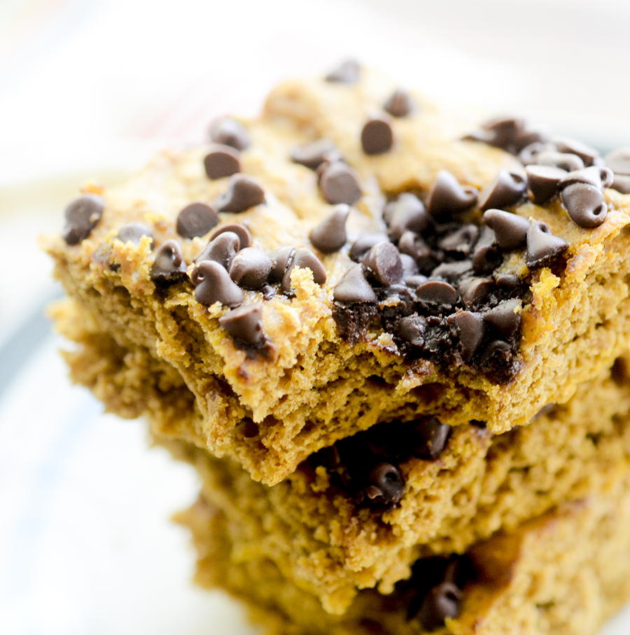 Chocolate Chip Bars Recipe — Dishmaps