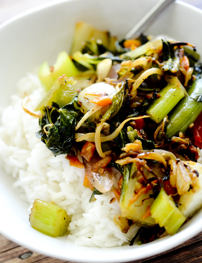 veggie stir fry 011