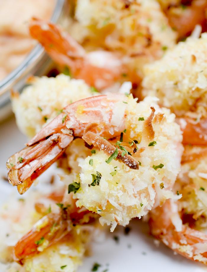 baked coconut shrimp 006