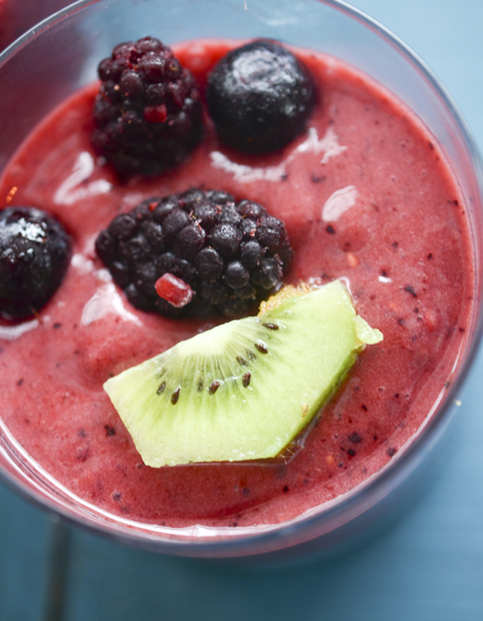 Berry Antioxidant Smoothie