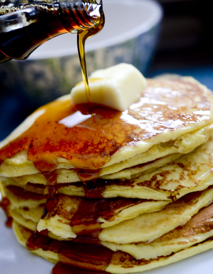 Cottage Cheese Pancakes – Recipe Diaries