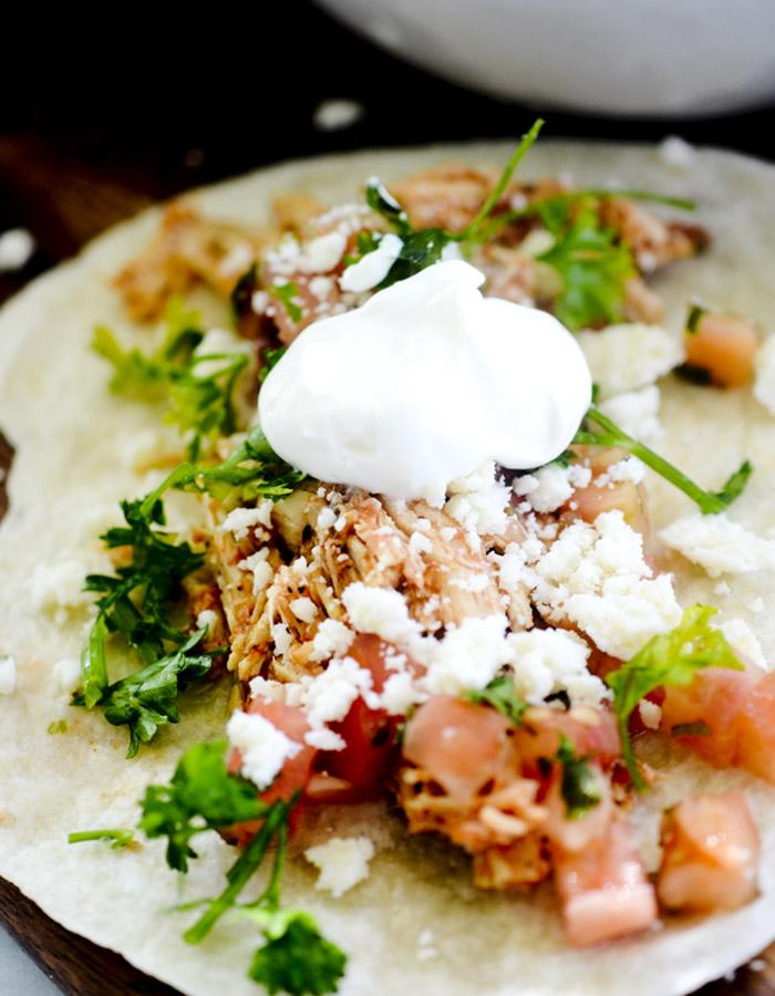 Chicken Tinga Tacos – Recipe Diaries