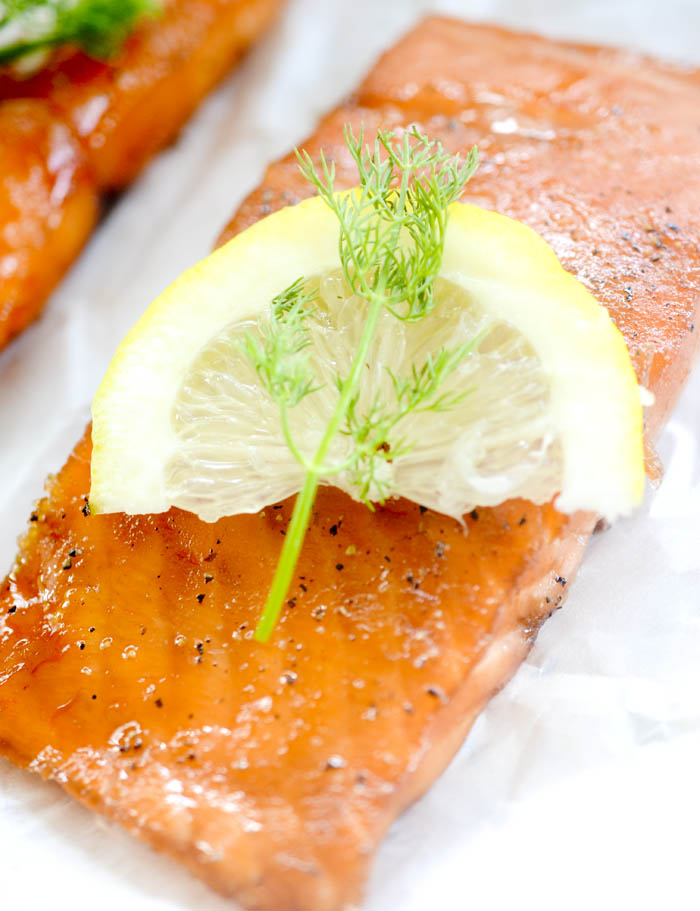 Easy smoked salmon recipe diaries easy smoked salmon a simple rub made of brown sugar salt and pepper forumfinder Images